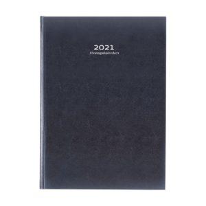 Företagarkalendern svart konstläder